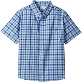 Columbia Kids Rapid Rivers Short Sleeve Shirt Boy's Short Sleeve Button Up