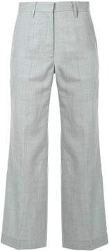 CITYSHOP mid-rise cropped trousers