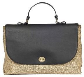 Borbonese Women's Multicolor Polyester Handbag.