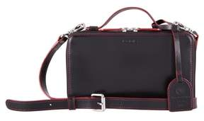 Lodis Los Angeles Downtown Sally RFID Zip-Around Leather Crossbody Bag