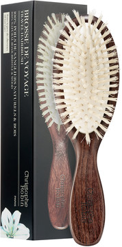Christophe Robin Boar Bristle Detangling Hairbrush