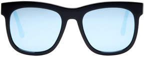 Gentle Monster Black and Blue Pulp Fiction Sunglasses