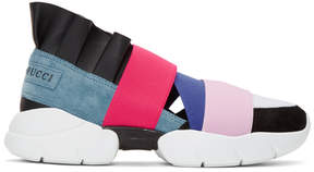 Emilio Pucci SSENSE Exclusive Multicolor City Up Sneakers