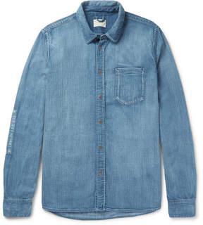 Nudie Jeans Henry Slim-Fit Organic Denim Shirt