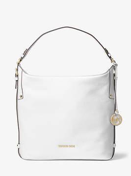 Michael Kors Bedford Large Leather Shoulder Bag