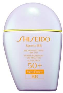 Shiseido Sports Bb Broad Spectrum Spf 50+ Wetforce