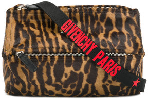 Givenchy leopard print Pandora Mini bag