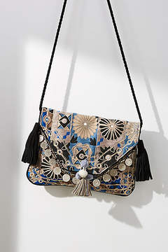 Anthropologie Khanna Clutch