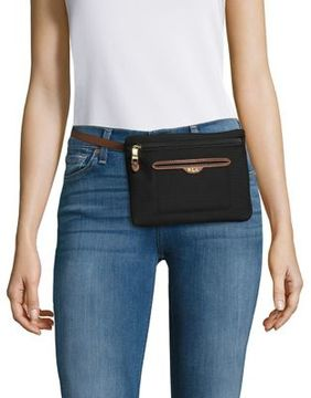 Lauren Ralph Lauren Zip Belt Bag