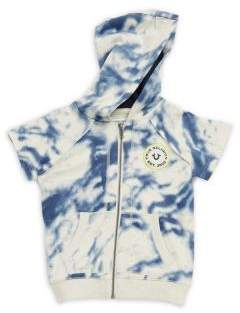 True Religion Little Boy's Wave Dyed Cotton Hoodie