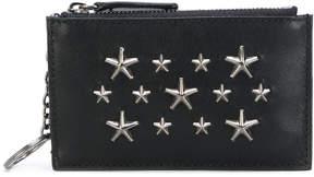 Jimmy Choo star studded wallet