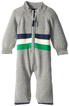 Toobydoo Racer Zipper Jumpsuit Boy's Jumpsuit & Rompers One Piece