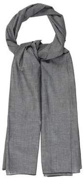 Donni Charm Grey Woven Scarf w/ Tags