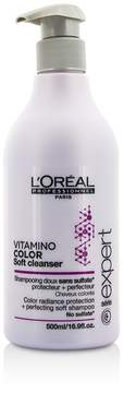 L'Oreal Expert Serie - Vitamino Color Soft Cleanser Color Radiance Protection + Perfecting Soft Shampoo