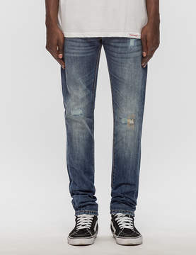 Diamond Supply Co. Sk8 Life Skinny Fit Denim Jeans