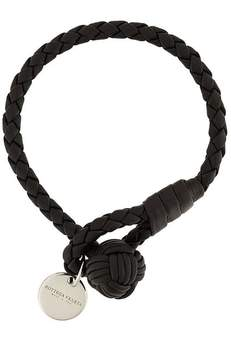 Bottega Veneta interlaced bracelet