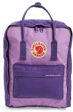 Fjallraven Arctic Fox Kanken Backpack - Purple