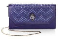 Bvlgari x Nicholas Kirkwood Serpenti Forever Studded Leather Chain Clutch