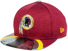 New Era Boys' Washington Redskins 2017 Draft 9FIFTY Snapback Cap