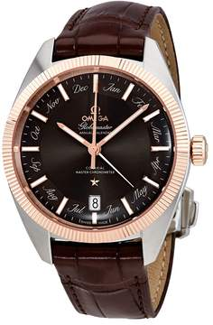 Omega Globemaster Annual Calendar Automatic Men's Watch