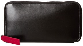 MARNI Bicolor Calf Leather Card Wallet