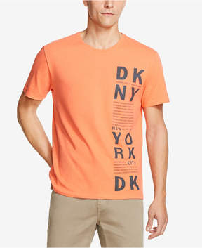 DKNY Men's Graphic-Print Logo T-Shirt, Created for Macy's