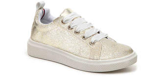 Tommy Hilfiger Girls Glam Glitter Toddler & Youth Sneaker