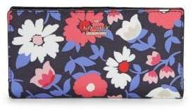 Kate Spade Floral Stacy Wallet - MULTI - STYLE