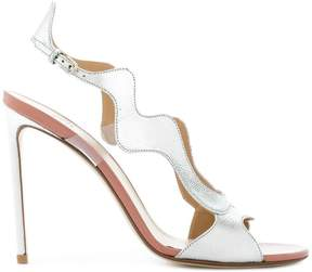 Francesco Russo Waves sandals