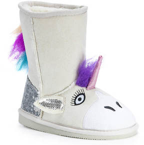 Muk Luks Luna Unicorn (Girls' Toddler)