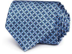 Bloomingdale's The Men's Store at Printed Geometric Neat Classic Tie - 100% Exclusive