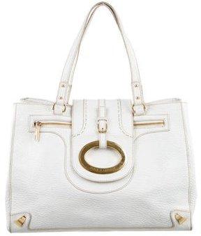 Dolce & Gabbana Vintage Shopper Tote Bag - WHITE - STYLE