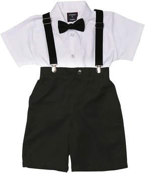 Hudson FERRELL Ferrell 4-pc. Short Set Baby Boys