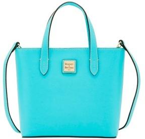 Dooney & Bourke Saffiano Mini Waverly Top Handle Bag - CALYPSO - STYLE
