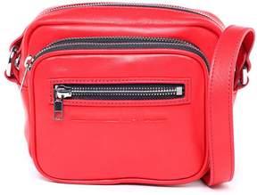 McQ Loveless Smooth-leather Camera Bag