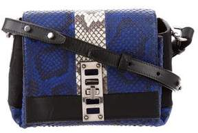 Proenza Schouler Python Mini Elliot Bag