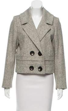 Barbara Bui Tailored Wool-Blend Blazer