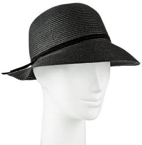 Merona Women's Cloche Hat Black