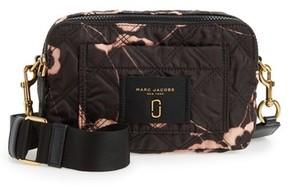 Marc Jacobs Violet Vines Knot Crossbody Bag - Black - BLACK - STYLE