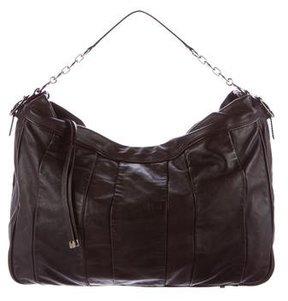 Lambertson Truex Leather Zip Tote