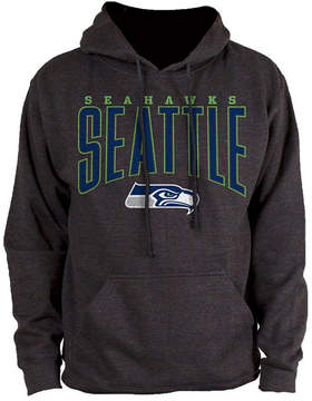 Authentic Nfl Apparel Men's Seattle Seahawks Defensive Line Hoodie