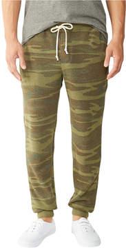Alternative Apparel Dodgeball Printed Eco-Fleece Pants
