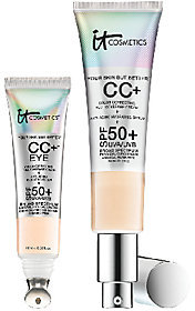 It Cosmetics Full Coverage SPF 50 CC Cream Face & Eye Duo Auto-Delivery