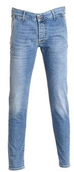 Roy Rogers Roy Roger's Men's Blue Cotton Jeans.