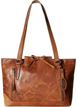 Børn Vernon Bronco Leather Handbags