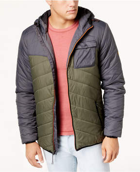 Rip Curl Men's Quilted Colorblocked Jacket