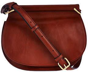 Vera Bradley Gallatin Leather Saddle Bag - ONE COLOR - STYLE