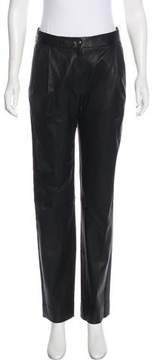 Brock Collection Mid-Rise Straight-Leg Pants w/ Tags