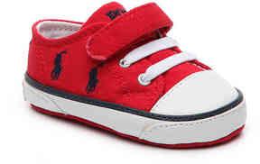 Polo Ralph Lauren Boys Kody Infant Crib Shoe