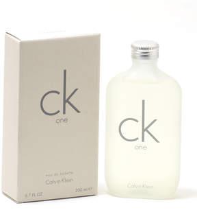 Calvin Klein One Eau de Toilette (Unisex), 200ml